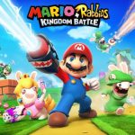 #E32017 Mario + Rabbids: Kingdome Battle disponible en agosto 29