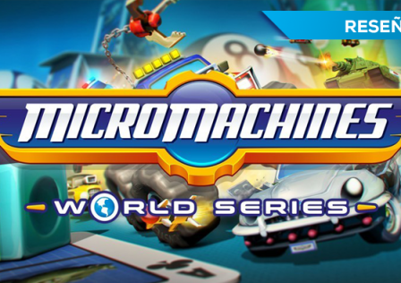 Reseña Micro Machines