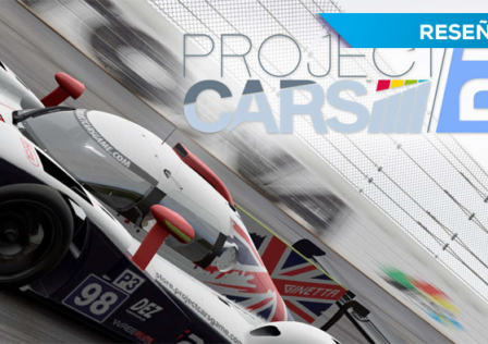 Reseña Project Cars 2