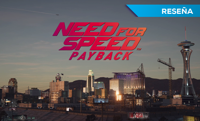 Reseña Need For Speed Payback