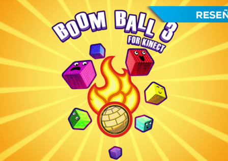 Boom Ball 3 for Kinect Reseña
