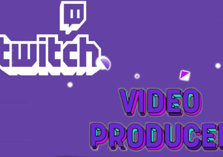 Twitch Video producer