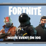 Fortnite se estrenara para celulares iOS y posteriormente para android ademas de Cross-play con PlayStation 4, Xbox one, PC y Mac.